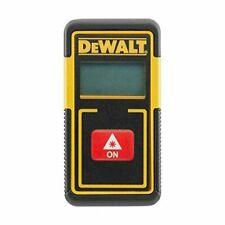 DEWALT DW030PL 9m Medidor Láser de Bolsillo - Negro/Amarillo