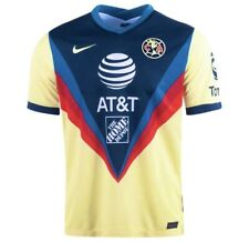 Club America 2020 - 2021 Home Soccer Jersey FAST SHIPPING FREE RETURNS