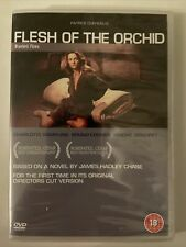 THE FLESH OF THE ORCHID - DVD : THRILLER NOIR : JAMES HADLEY CHASE ADAPTATION