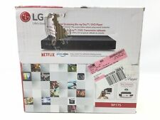 LG Streaming Audio Blu-ray Player Black BP175
