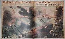 1940 Vittoria della marina italiana Treni armati Martinica Teleki Temple Londra