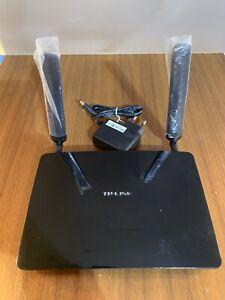 ROUTER 4g Libre TP-Link Archer MR200 router 4G LTE Y Cargador