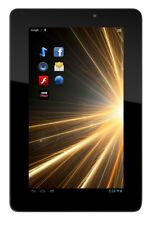 "Atab Seven 7"" Tablet 8GB Dual Core Android 4.1 With Front Camera And HDMI Black"