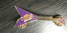 Hard Rock Cafe V Guitar pin Beach Club at Choctaw, Mississippi