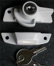 2 x KEYED INSURANCE* LOCKS FOR SASH WINDOWS