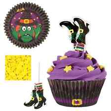 Halloween Wilton Witch Cupcake Combo Pack