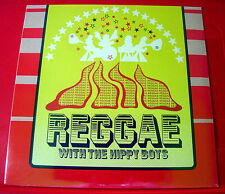 The Hippy Boys Reggae With LP 180g Vinyl RI+Insert 2012 NEW SEALED S.Pottinger