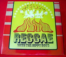 The Hippy Boys Reggae With LP 180g Vinyl RI+Insert 2012 NEW SEALED S.Pottinger