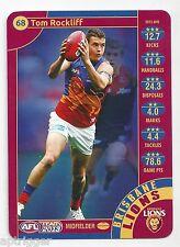 2013 Teamcoach (68) Tom ROCKLIFF Brisbane
