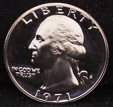 1970-S Proof Washington Quarter - Beautiful Coin!