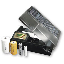 Universal Solar Powered Battery Charger