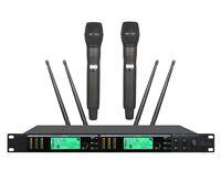 True Diversity Dual Wireless Microphone Professional stage microphone Karaoke
