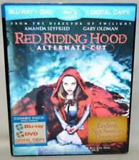 Red Riding Hood (Blu-ray/DVD, 2011, 2-Disc Set, Extended Cut) 147