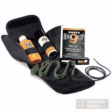 Hoppe's 34014 Gun Cleaning Kit .270-7mm Boresnake+Solvent+Oil/Cloth FAST SHIP