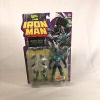 "Iron Man 1995 Toy Biz Marvel Samurai Armor 5"" Figure Samurai Rare Collector USA"