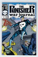 Punisher War Journal #1 NM Origin of Punisher Jim Lee Marvel 1988 (NEW/UNREAD)