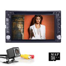 2Din GPS Navigator DVD Radio Bluetooth Nissan Navara Xtrail X-Trail Micra Dualis