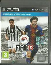 PlayStation PS 3 - FIFA 13 (EA Sports, 2013)
