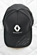 Nico Hulkenberg signed official cap Renault  2017. RARE