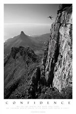 Confidence - Table Top Mountain POSTER 61x91cm NEW