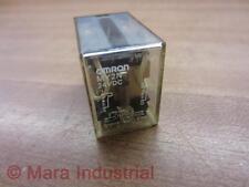 Omron MY2N-24VDC Relay MY2N24VDC - New No Box