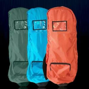 Portable Golf Ball Storage Bag Golf Clubs Pack Waterproof Travel Cover Durable