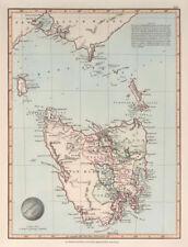 1800-1899 Date Range Antique Maps, Atlases & Globes