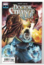 DOCTOR STRANGE #1 - JESUS SAIZ ART & COVER - MARVEL COMICS/2018