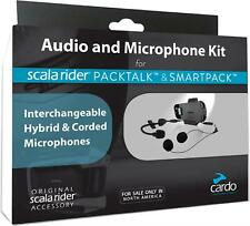 Cardo Systems Audio Kit Packtalk And Ptslim Srak0033
