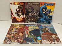 Red 5 Comics Atomic Robo Volumes 1-6 Graphic Novel TPB S8