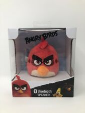 Angry Birds Red Bluetooth SPEAKER Made by Rovio Audio Player