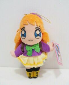 """Kaitou Saint Tail Meimi Haneoka SEGA 1996 Plush 7"""" Toy TAG Doll Japan"""