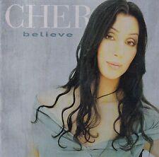 Cher: believe/CD-Top-stato