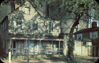 Pirates House ~ Savannah Georgia ~ 1950-60s vintage postcard