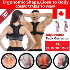 Back Posture Corrector Shoulder Upper Neck Support Brace Belt Therapy Men Women