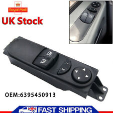 Electric Master Window Switch for Mercedes Benz W639 Vito 2003-15 6395450913