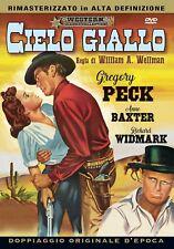 Cielo Giallo DVD A & R PRODUCTIONS