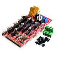 New 3D Printer Controller Board For RAMPS 1.4 REPRAP PRUSA MENDEL