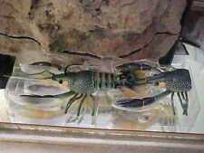 NEW River2Sea Weedless Stand/'N/'Yabbie Crayfish WO-SY80//01 GREEN PUMPKIN BASS