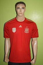 Adidas españa Home camiseta Jersey WM 2014 señores talla M Spain camiseta españa