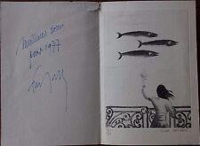 Fred ZELLER - Gravure à l'eau-forte signée numérotée datée 1976 Bergerac GODF