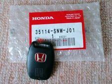 "Genuine OEM Honda Civic FD2 Type R Red ""H"" Key Cover 35114-SNW-J01"