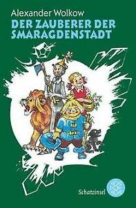 Der Zauberer der Smaragdenstadt von Wolkow, Alexander | Buch | Zustand gut