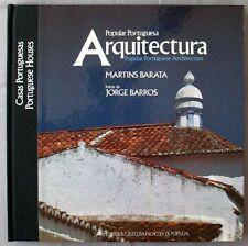 s84) Portugal Portuguesa Arquitectura Architecture Sonderbuch 1989 kpl
