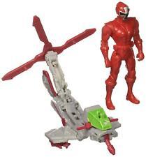 Power Rangers Ninja Steel ‑ Power Rangers Mega Morph Copter with Red Ranger