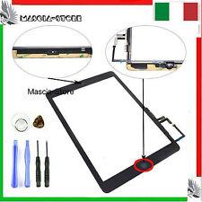 TOUCH SCREEN Vetro IPAD AIR 5 Schermo ASSEMBLATO Tasto HOME Display WIFI 3G