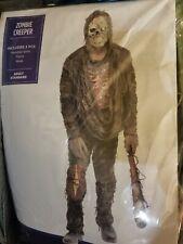 Zombie Creeper Costume - Mens Standard Size