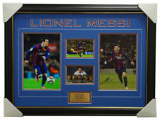 Barcelona Original Signed Soccer Memorabilia