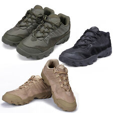 Men Army Tactical Combat Boots Outdoor Hiking Military Desert athletics Shoes