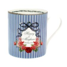 Halcyon Days Royal Wedding Prince Harry & Meghan Markle - Wedding Ribbons Mug